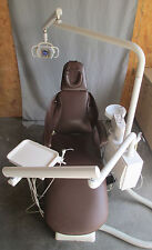 Dentalez Pl 200 Dental Chair Package With Forest Side Delivery Light Amp Cuspidor