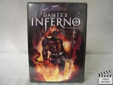 Dante's Inferno (DVD, 2010)