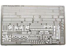 Revell 00708 Ätzteile Schlachtschiff Tirpitz - 1:700