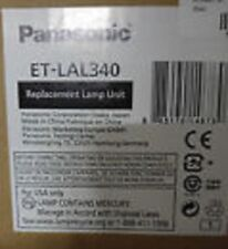 Genuine Original Panasonic ET-LAL340 Projector Replacement Lamp PT-LX351