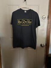 """""""Bazinga"""" Men's Graphic t-Shirt Size L"""