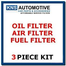 Ford Fusion 1.25 1.4 1.6 (02-11) Oil, Fuel & Air Filter Service Kit (F16a)