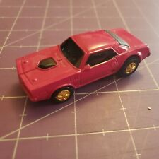 1996 Playing Mantis Sizzler 1971 Plymouth Barracuda in pink without Hemi graphic