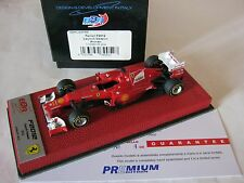 F1 BBR 1/43 FERRARI F2012 LAUNCH VERSION 2012 BBR C82PRE