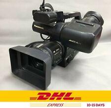 Panasonic AG-HMC84 Camera High Definition Flash Media Camcorder shoulde mount👍