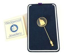 WEDGWOOD 1987 AMERICA'S CUP PERTH LAPEL TIE PIN  ** LIMITED EDITION ** VINTAGE