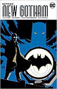 Batman New Gotham TP, Rucka, Greg, Excellent Book