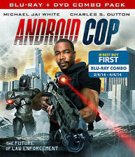 Android Cop (Blu Ray / DVD, 2014)