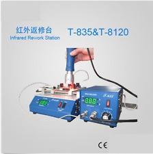 Preheating Oven T8120+ IRDA WELDER T835 rework station Updated M