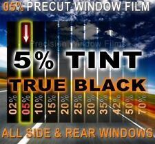 PreCut All Sides & Rears Window Film Black 5% Tint Shade for TOYOTA Trucks Glass