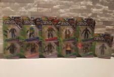Teenage Mutant Ninja Turtles Out of The Shadows 11 x New Sealed Figures