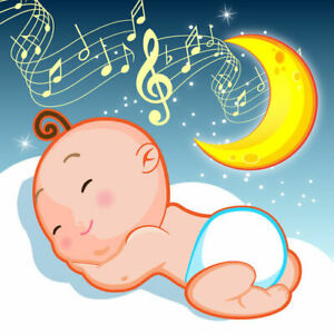 SLEEPING AID FOR CHILDREN/KIDS CD LULLABY COLLECTION, LULLABIES, SLEEP AID