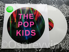 "Pet Shop Boys The Pop Kids Unplayed White vinyl 12"" single"