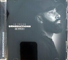 CD ALBUM LA FOUINE BENEDICTIONS EDITION N° 2 AVEC TITRE BONUS RARE COMME NEUF