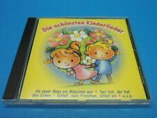 CD Die schönsten Kinderlieder (L-1808) Dyker Schlossspatzen