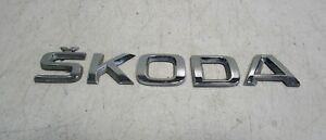 Skoda Citigo AA  Schriftzug Skoda Emblem