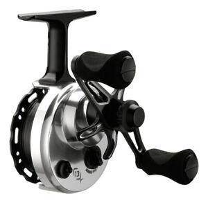 13 Fishing Black Betty 6061 Inline Ice Fishing Reels - Right Hand