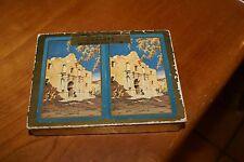 Vintage Gainsborough Canasta Playing Cards E.E. Fairchild Corp. N.Y. U.S.A.