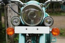 2 X Cob Chip LED Projector for Royal Bike, Fog Light / DRL 6000K 10 Watt 12 Volt
