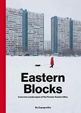 Eastern Blocs : Béton Paysages De The Former Eastern Bloc Par Zupagrafika, N