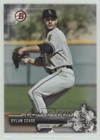 (20) Card Lot 2017 17 Dylan Cease Bowman Draft  Paper Investment White Sox