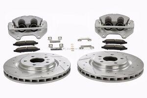 """ZZPerformance 12.7"""" GXP Dual Piston Brake Upgrade Kit for Monte Carlo Grand Prix"""
