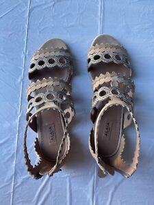 Alaia sandals 38