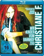 Blu-ray CHRISTIANE F. - Wir Kinder vom Bahnhof Zoo # v. Uli Edel ++NEU