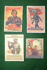 1/6 WW2 custom German diorama kitbash posters lot