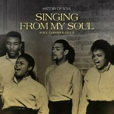 Various - Singing From My Soul : Soul Chronology 5 (NEW CD)