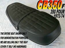 CB350F 1972-74 New seat cover Honda CB350 CB 350 F F0 F1 Four 152