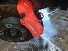 PORSCHE BOXSTER 3.2 S FRONT BRAKE CALIPERS   BOXSTER 3.2 S CALIPERS P777