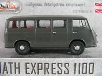 DreiKa/Busch 94102 Goliath Express 1100 Kombi (1957) in grau 1:87/H0 NEU/OVP