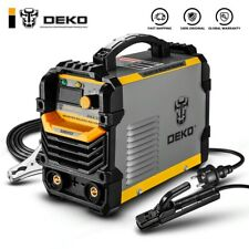 DEKO 220V 200A Saldatrice Inverter a Elettrodo Professionale