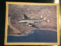 Lockheed Constellation C-121 L1049 Rare Vintage Print