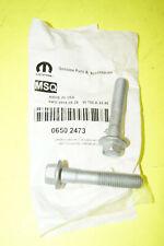Mopar Genuine 6502473 OEM Suspension Stabilizer Bar Link Bolts Set of 2