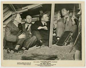 James Garner Attenborough GREAT ESCAPE 1963 8x10 Org Movie Photo 3584