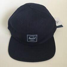 Herschel Supply Co. Navy Blue Mens Size Adjustable Albert Cap *NWT
