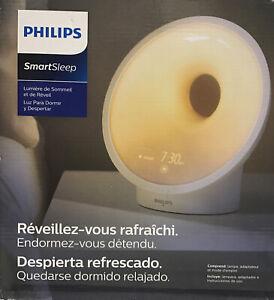 Philips HF3650/60 Sleep & Wake Up Light Therapy Lamp BRAND NEW!