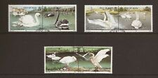 1991 Isle of Man, Swans, Fine USED Set of Stamps , SG 490-5