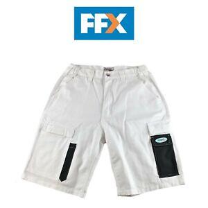 Axus Decor AXU/WSH White Painters Shorts Various Sizes