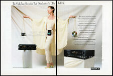 SONY DAT__Original 1992 Trade print AD promo_poster__INDUSTRY ONLY_Tape Recorder
