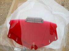 NOS Honda 2001-2004 GL1800 Standard Height Memphis Shades Windshield Ruby Vented