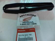 GENUINE HONDA CHAIN FRAME SLIDER CR125R CR250R CR500R 52170-KZ3-701