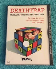 Deathtrap (DVD, 1999) Brand New Sealed, Region 1, Michael Caine, Chris Reeve