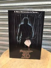 Neca Ultimate Jason Friday The 13th Part III 3D Sealed Uk Seller Official Horror