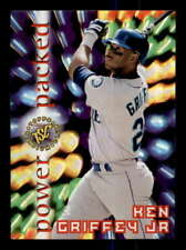 Ken Griffey Jr. Card 1996 Stadium Club Power Packed #Pp6