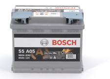BOSCH CAR VAN BATTERY FOR KTM 5 YEAR WARRANTY S5A05