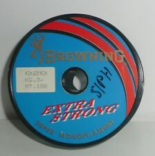 Nylon Browning Extra Strong 0.20mm 3.000kg 100m