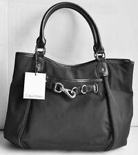 Calvin Klein Satchel  Black Bag Handbag Sac Bolsa NWT MSRP$168